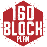 160 Block Meal Plan