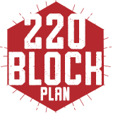 220 Block Meal Plan