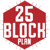 25 Block Meal Plan